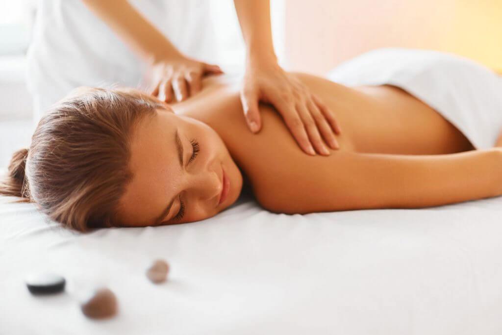 Massagens saúde